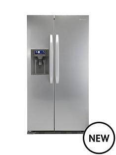 hotpoint-sxbd922fwd-frost-free-usa-style-fridge-freezer-stainless-steel