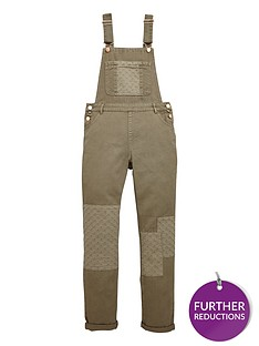 v-by-very-patched-dungaree