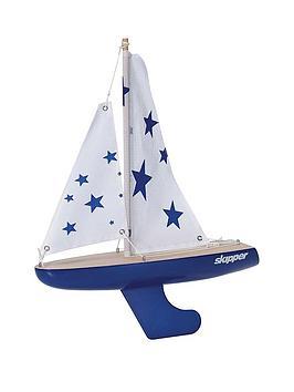 contender-yacht-blue-star-25cm