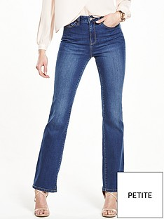 v-by-very-petite-harper-high-rise-bootcut-jean