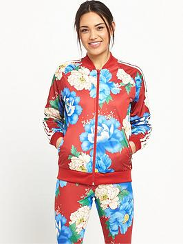Adidas Originals Chita Oriental Superstar Track Top