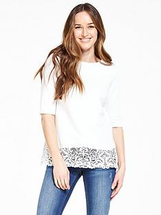 v-by-very-lace-crochet-trim-sweat-top