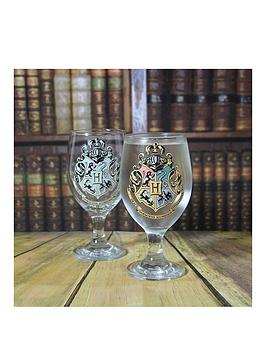 Harry Potter Harry Potter Hogwarts Colour Changing Glass Picture