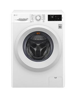 Lg Fh4U2Vfn3 Titan 2.0 Classic 9Kg Load 1400 Spin Washing Machine  White