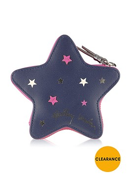 radley-night-shift-small-star-coin-purse-navy