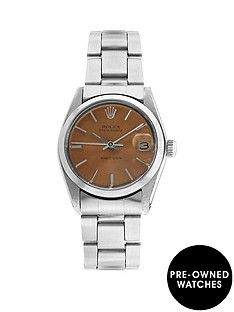 rolex-rolex-preowned-steel-oysterdate-salmon-34mm-dial-original-vintage-stainless-steel-braclet-midsize-wa