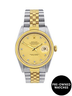 rolex-rolex-preowned-bimetal-datejust-original-factory-set-champgne-diamond-36mm-dial-mens-watch-1987-19