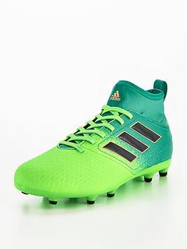 Adidas Junior Ace 17.3 Primemesh Firm Ground Football Boot