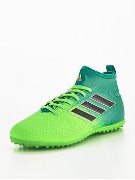 Adidas Junior Ace 17.3 Primemesh Astro Turf Football Boot