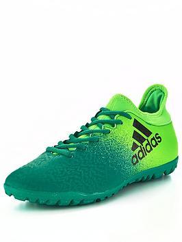 Adidas X 16.3 Astro Turf Football Boots