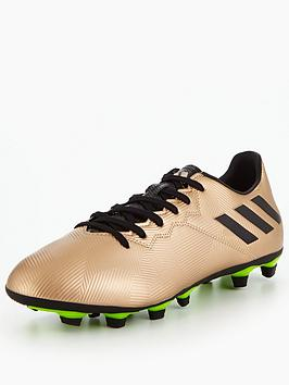 adidas Messi 16.4 Turbocharge Pack FG Football Boots Copper Image