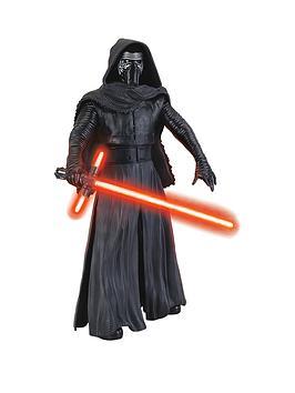 Star Wars Star Wars Kylo Ren Interactive Room Guard