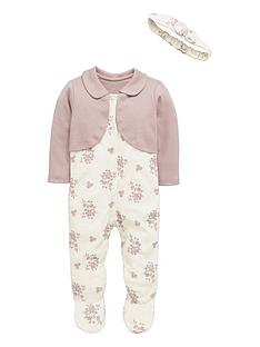 ladybird-baby-girls-all-in-one-set-2-piece