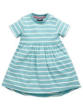 Mini V By Very Girls Stripe Jersey Dress