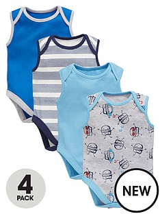 ladybird-baby-boys-bodysuit-set-4-pack