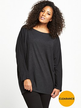 ri-plus-grey-batwing-top