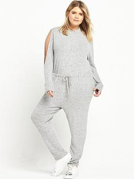 ri-plus-cold-shoulder-cosy-jumpsuit