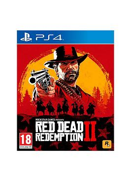 Playstation 4 Playstation 4 Red Dead Redemption 2 Picture
