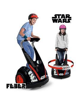 Star Wars Dareway Star Wars 12V Battery RideOn