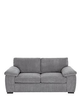 Very Amalfi 2 Seater Standard Back Fabric Sofa Picture