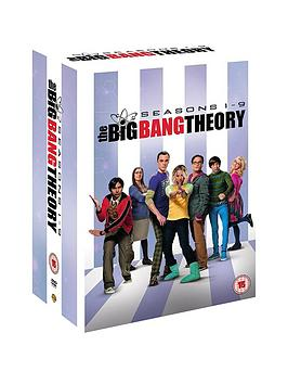 Big Bang Theory  Series 19 Boxset