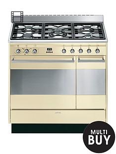smeg-suk92p9-1-90cm-double-oven-dual-fuel-concert-range-cooker-cream
