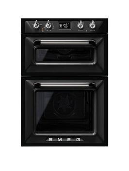 Smeg Dosf6920N 60Cm BuiltIn Double Electric Oven