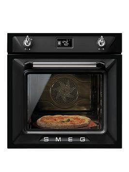 Smeg Smeg Sfp6925Npze 60Cm Built In Single Electric Oven