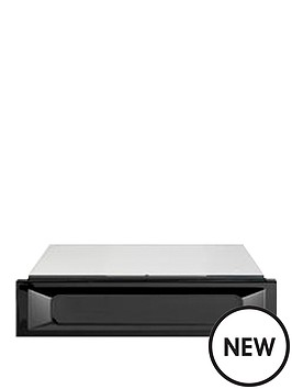 smeg-ctp9015n-15cm-built-in-warming-drawer-black