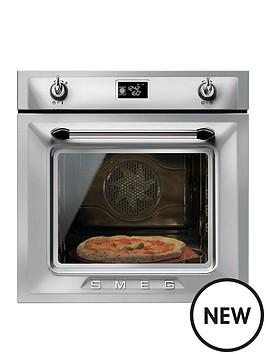 smeg-sf6922xpze-60cm-built-in-single-electric-oven-silver