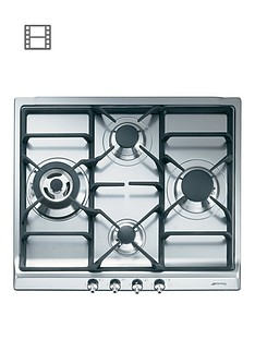 smeg-ser60sgh3-60cm-built-in-classic-gas-hob
