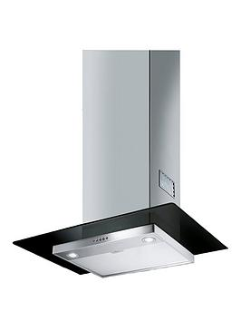 smeg-kfv62dne-60cm-built-in-black-glass-chimney-hood
