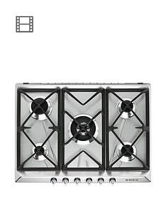 smeg-sr975xgh-70cm-built-in-gas-hob-with-5-burners
