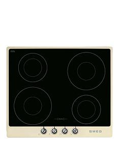smeg-pi964p-victoria-built-in-induction-hob-cream