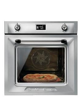 smeg-sfp6925xpze-victoria-60cm-built-in-single-electric-oven-stainless-steel
