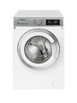 Smeg Wht814Luk 8Kg 1400 Spin Washing Machine