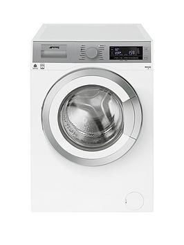 Smeg Wht914Lsuk 9Kg 1400 Spin Washing Machine