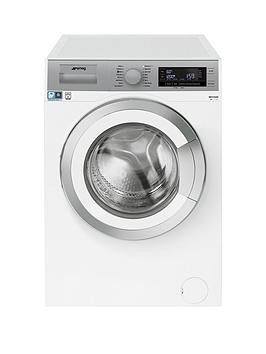 Smeg Wht1114Lsuk 11Kg 1400 Spin Washing Machine