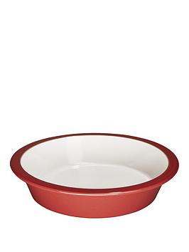 Denby Pomegranate Pie Dish