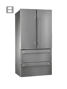 smeg-fq55fx-1-american-style-2-door-2-drawer-frost-free-fridge-freezer