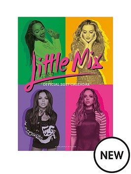 little-mix-2017-calendar