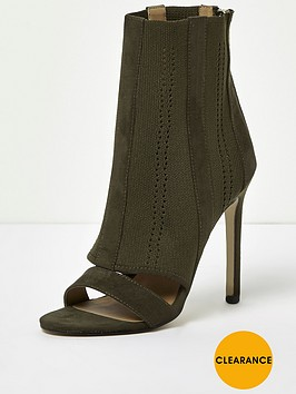 river-island-raven-sock-peep-toe-boot-khaki