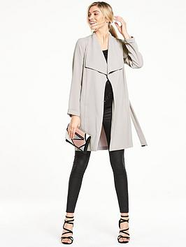 wallis-luxe-belted-jacket-grey