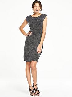 wallis-sparkle-sleeveless-dress