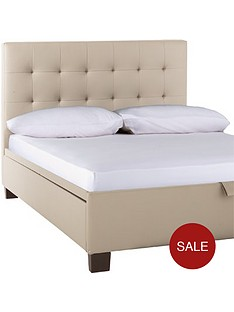 abigail-faux-leather-lift-up-storage-bed-frame-with-optional-mattress-buy-and-save