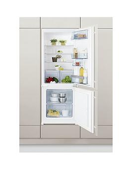 Aeg Scs61400S2 55Cm Wide Integrated Fridge Freezer  White