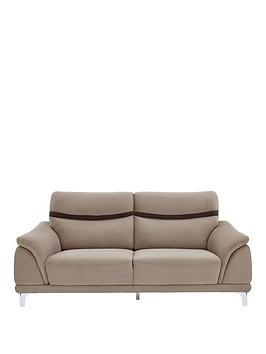Wrigley 3Seater Fabric Sofa