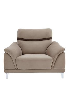 Wrigley Fabric Armchair