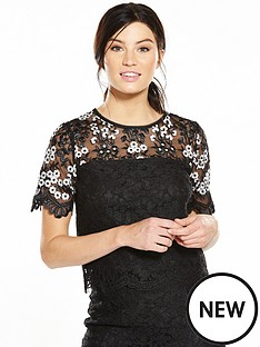 v-by-very-embroidered-lace-co-ord-top