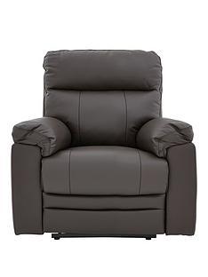 buxton-premium-leather-manual-recliner-armchair